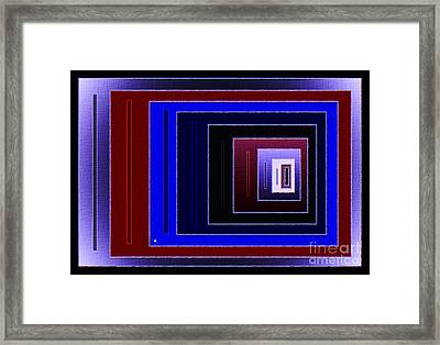 88 Framed Print by John Krakora