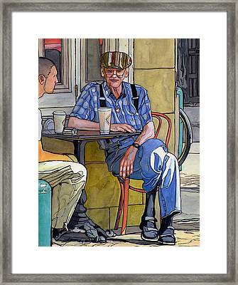 89 Framed Print by John Boles