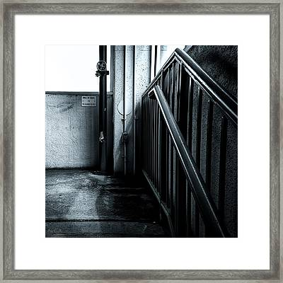 8th Floor Framed Print by Bob Orsillo