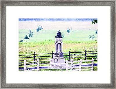 8th Ohio Infantry Framed Print