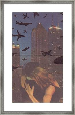 9-11-20 Framed Print by William Douglas