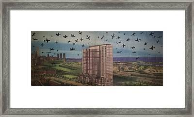 9-11-3 Framed Print by William Douglas