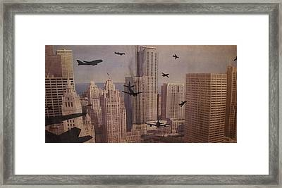 9-11-50 Framed Print by William Douglas
