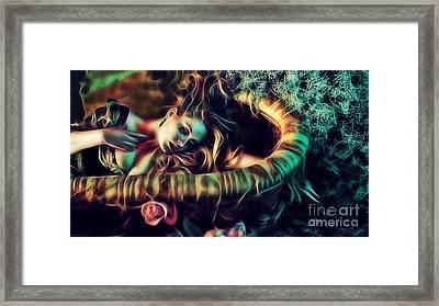 Adele Collection Framed Print