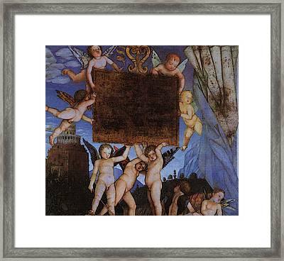 Andrea Mantegna Framed Print