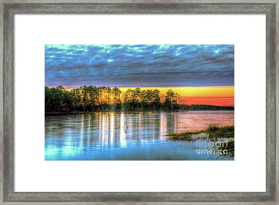 Flint Creek Framed Print