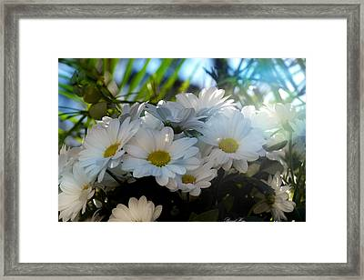 Flower Edition Framed Print