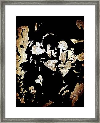 Painting Framed Print by HollyWood Creation By linda zanini
