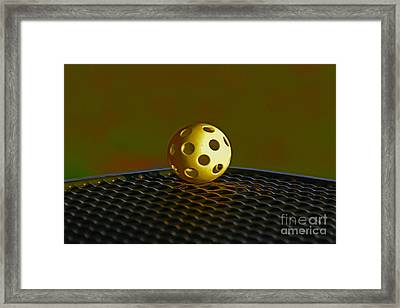Framed Print featuring the photograph 9- Perspective by Joseph Keane