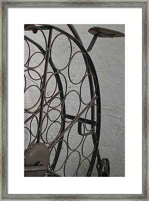 Untitled Framed Print by Laura Burchfield