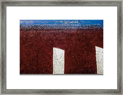Color Field 13 Framed Print