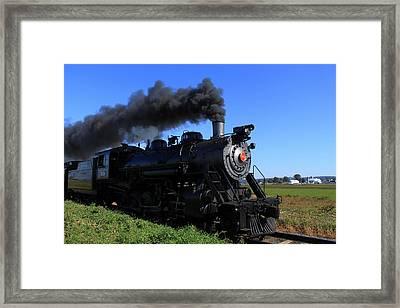 90 Framed Print by Ryan Linton