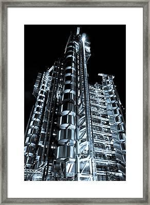 Lloyd's Building London Framed Print