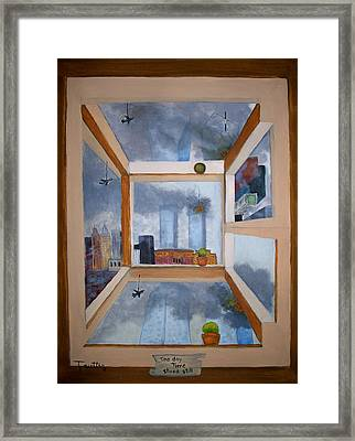 911 Framed Print by Patrick Trotter