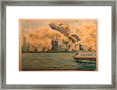 9112001 Framed Print by Biagio Civale