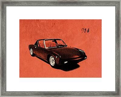 914 Framed Print by Mark Rogan