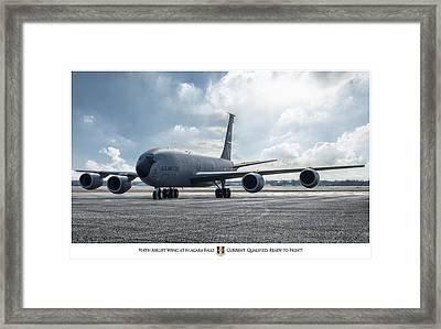 914th Airlift Wing Framed Print