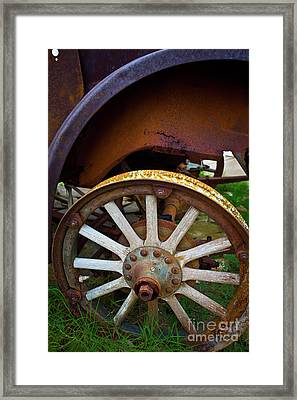 Car 66 Framed Print