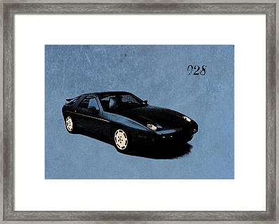 928 Framed Print by Mark Rogan