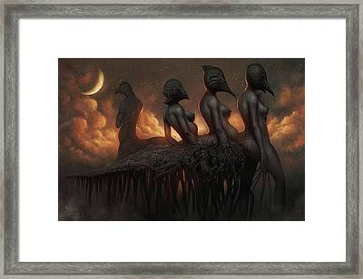 Surrealist                      Framed Print by F S