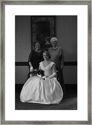 96 Framed Print
