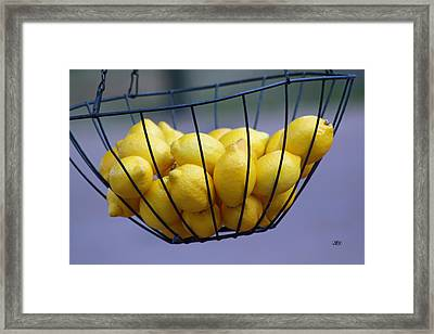 9642 Framed Print by Jim Simms