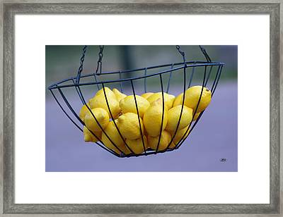 9643 Framed Print by Jim Simms