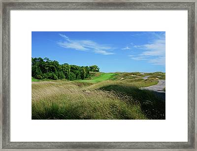 9th At The Straits Framed Print