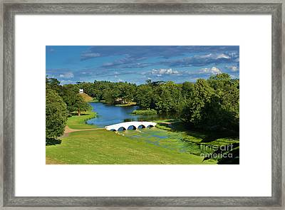 A Beautiful British Landscape Framed Print