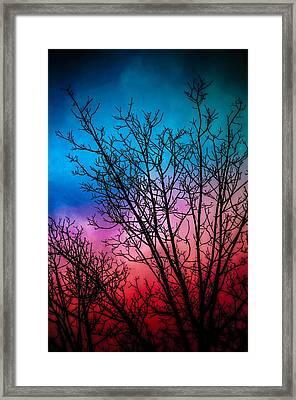 A Beautiful Morning Framed Print