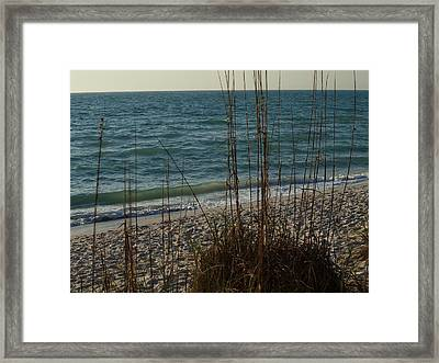 Framed Print featuring the photograph A Beautiful Planet by Robert Margetts