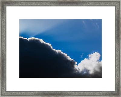 A Better Day Coming Framed Print