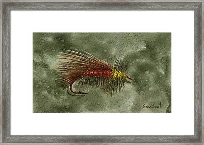 A Better Stimi Framed Print by Sean Seal