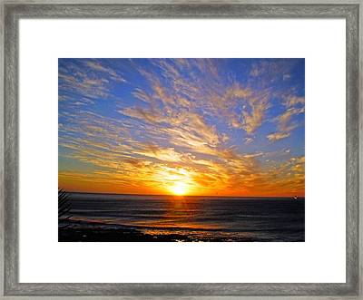 A Better Tomorrow Framed Print by Michael Durst