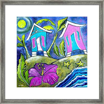 A Bit Of Whimsy Framed Print