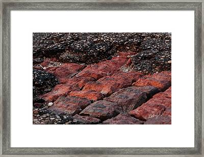 A Blast From The Past Framed Print by Steve Weigold