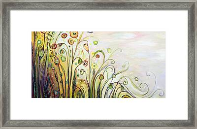A Breath Of Fresh Air Framed Print by Jennifer Lommers