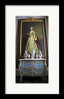 Rosenborg Framed Prints