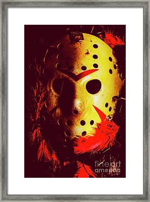 A Cinematic Nightmare Framed Print by Jorgo Photography - Wall Art Gallery