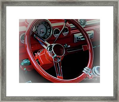 A Classic In Everyone's Dreams Framed Print by Al Bourassa