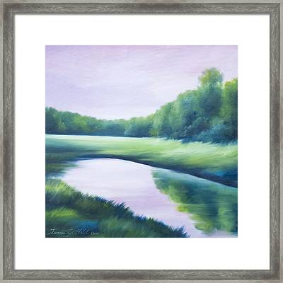 A Day In The Life 1 Framed Print by James Christopher Hill