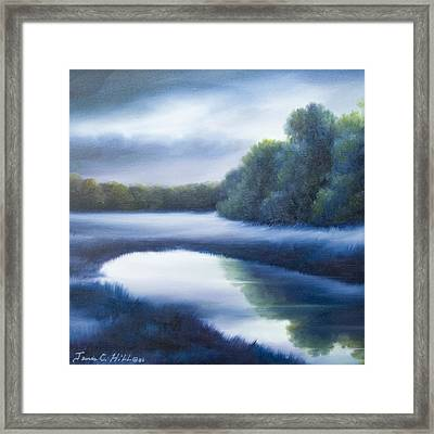 A Day In The Life 4 Framed Print by James Christopher Hill