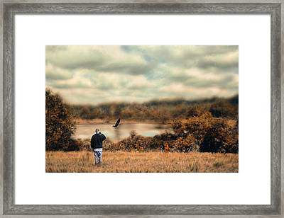A Day In The Life Framed Print by Jai Johnson