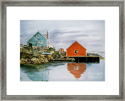 A Day Of Rest Framed Print