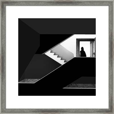 A Dream Without Sleep Framed Print by Paulo Abrantes
