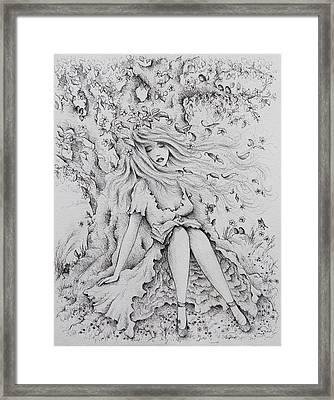 A Fairy Tale Dream Framed Print