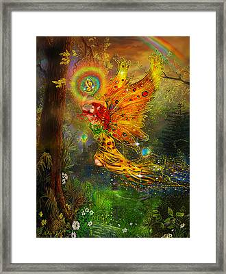 A Fairy Tale Framed Print by Steve Roberts