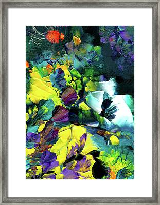 A Fairy Wonderland Framed Print