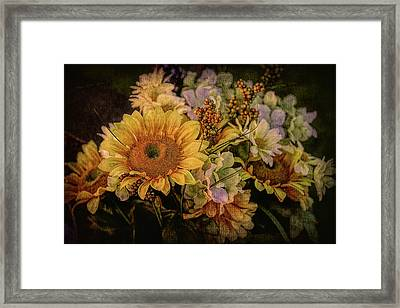 A Few Of My Favorite Things Framed Print by Theresa Campbell