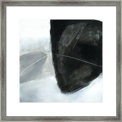 A Fine Line #1 Framed Print